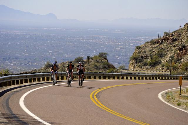 Cycling Tucson: Best Tucson Road Bike Rides